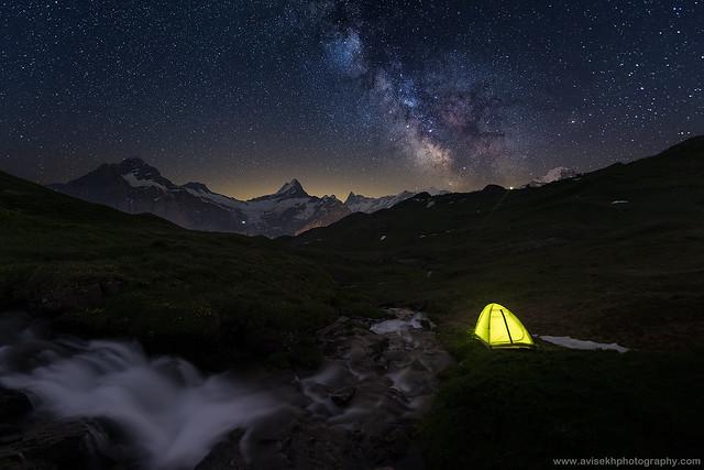 The Dreamland @ Grindelwald, Switzerland