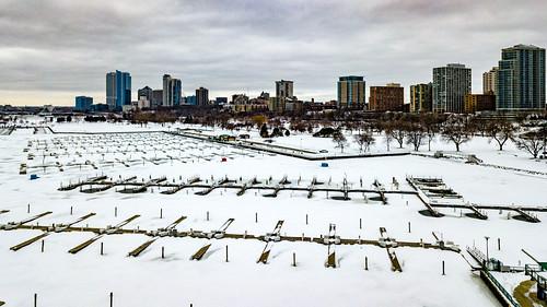 wisconsin dji aerialphotography february unitedstates 2019 djimavicpro drone milwaukee unitedstatesofamerica us