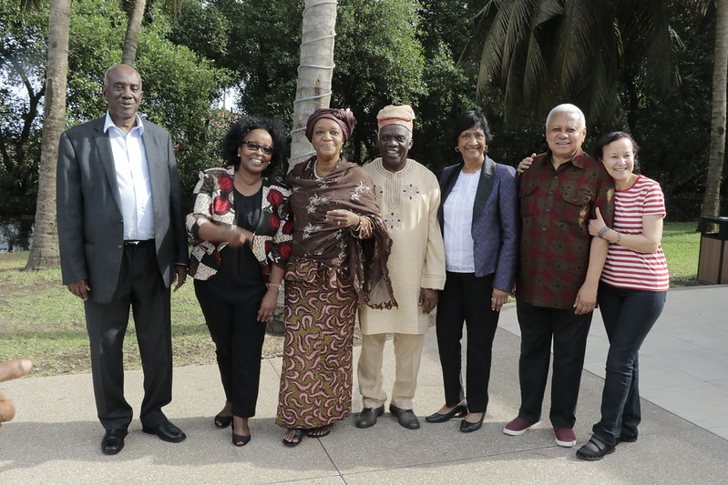 Accra March 2019 - AGJA strategic meeting