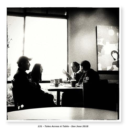 Tales Across A Table | by Godfrey DiGiorgi