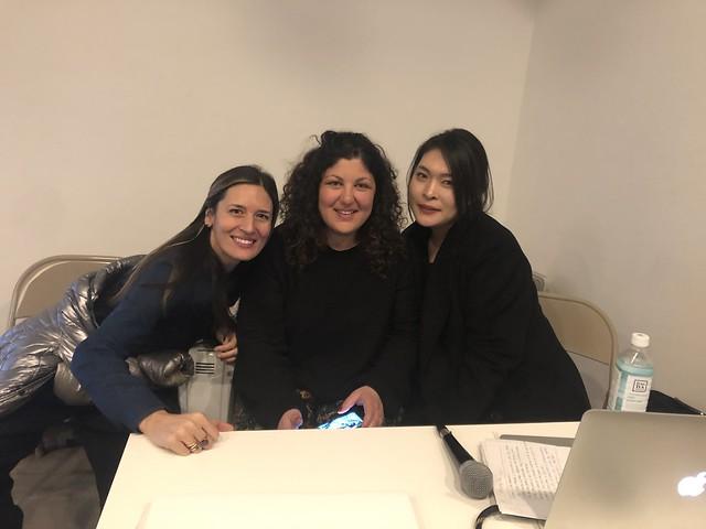RU Talk: Heesoo Kim and Emília Rigová in conversation with Jovana Stokic