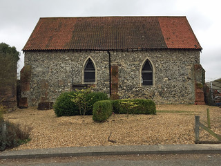 St Botolph's Church, Ruxley | by diamond geezer