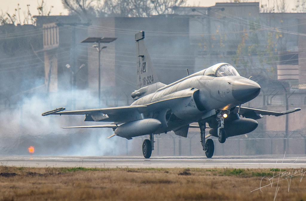 JF-17 Thunder | Hamza Tariq | Flickr