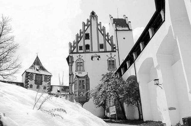 Saint Mang Basilica in Füssen, Bavaria