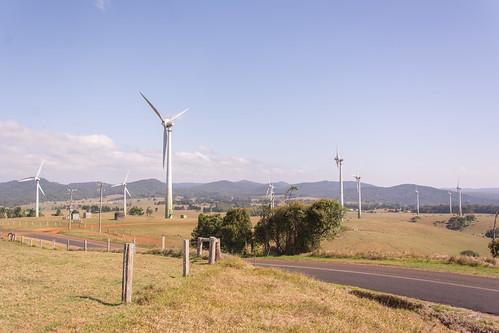 australia australie windyhillwindfarmviewingarea vakantie