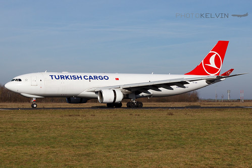 Airbus A330(F) - Turkish Airlines Cargo - TC-JOO | by Kelvin Jahae
