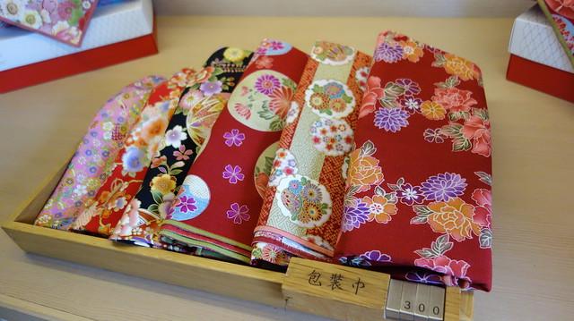 大稻埕:滋養餅舖的包裝巾