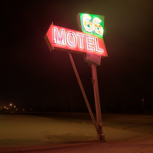 66 motel. needles, ca. 2013. | by eyetwist