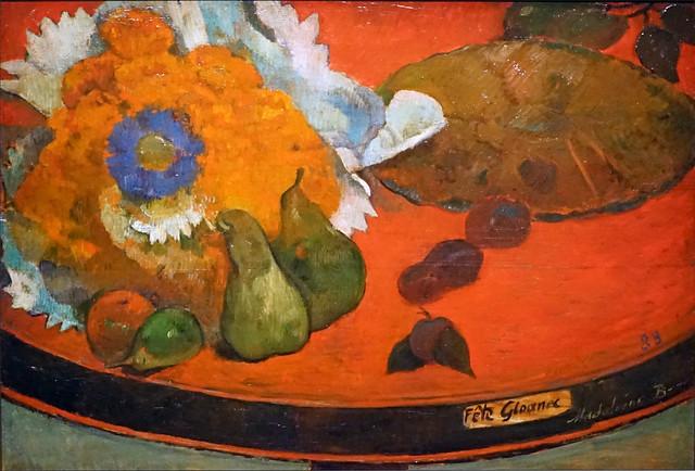 Fête Gloanec de Paul Gauguin (musée d'Orsay, Paris)