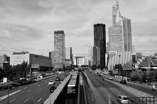 La Défense   by Valantis Antoniades