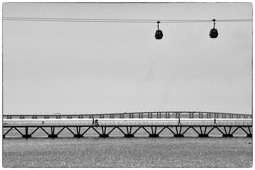A bridge | by Joe Le Merou