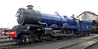 6000 Class 6023 King Edward II