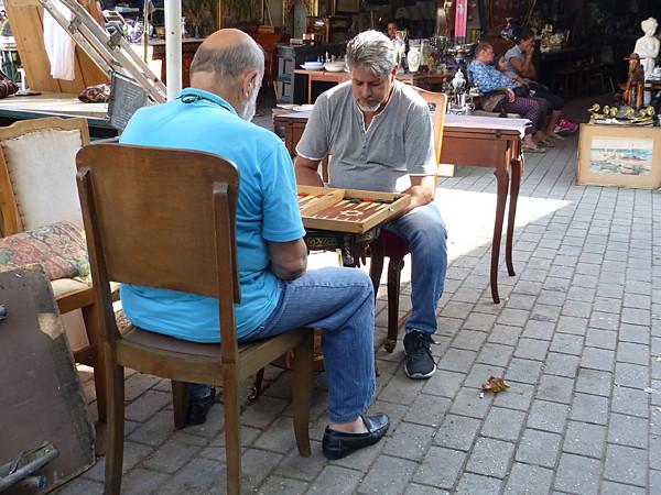 joueurs de tavli 2