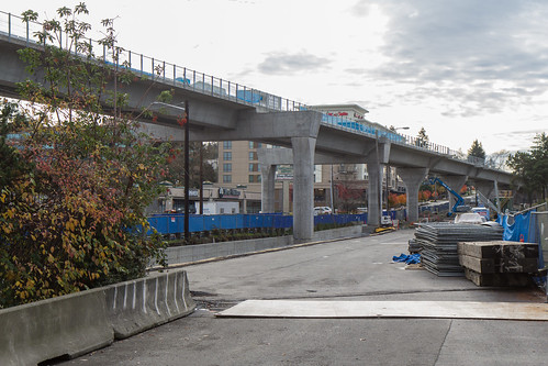 Northgate Link Construction
