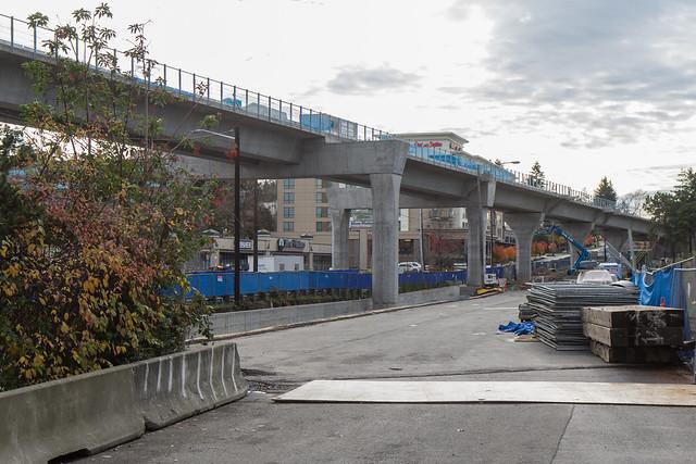 Northgate Link Construction