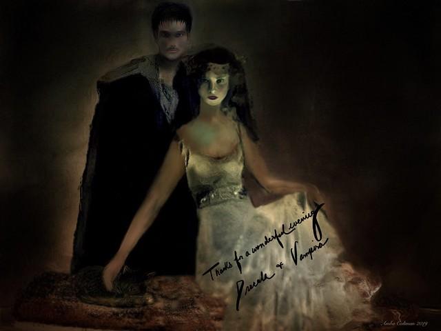 Dracula & Vampira