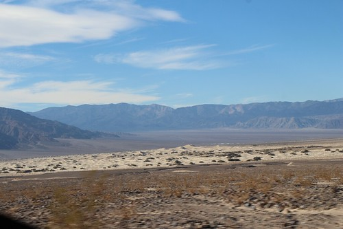 0420 Looking back at the Mesquite Flat Sand Dunes from Scotty's Castle Road | by _JFR_