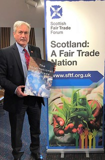 Supporting Fair Trade Charter | by Iain Gray MSP