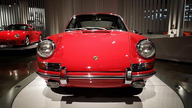 Porsche 901 at Petersen's Auto Museum