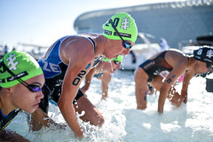 Daman World Triathlon Abu Dhabi
