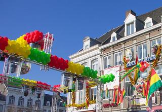Ballonslinger Carnaval Maastricht | by Globos Ballonnen