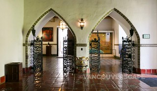 Santa Barbara County Courthouse   by Vancouverscape.com