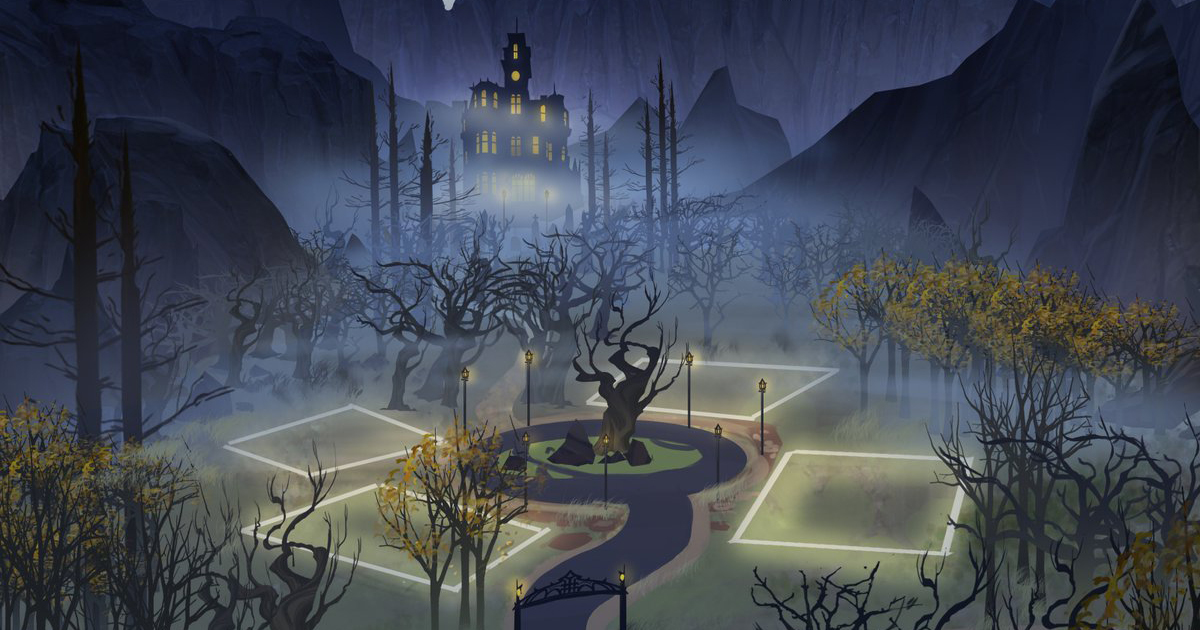 Photo of The Sims 4 Vampiros: Arte Conceitual de Forgotten Hollow
