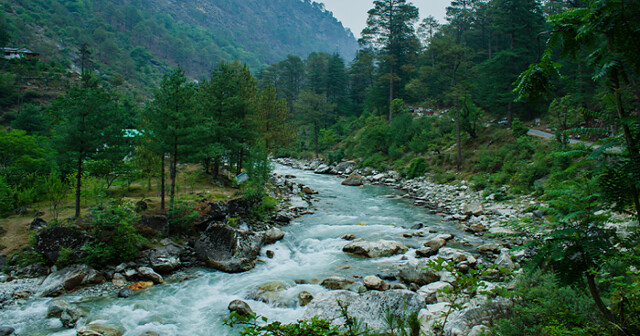 Places In Tirthan-Valley