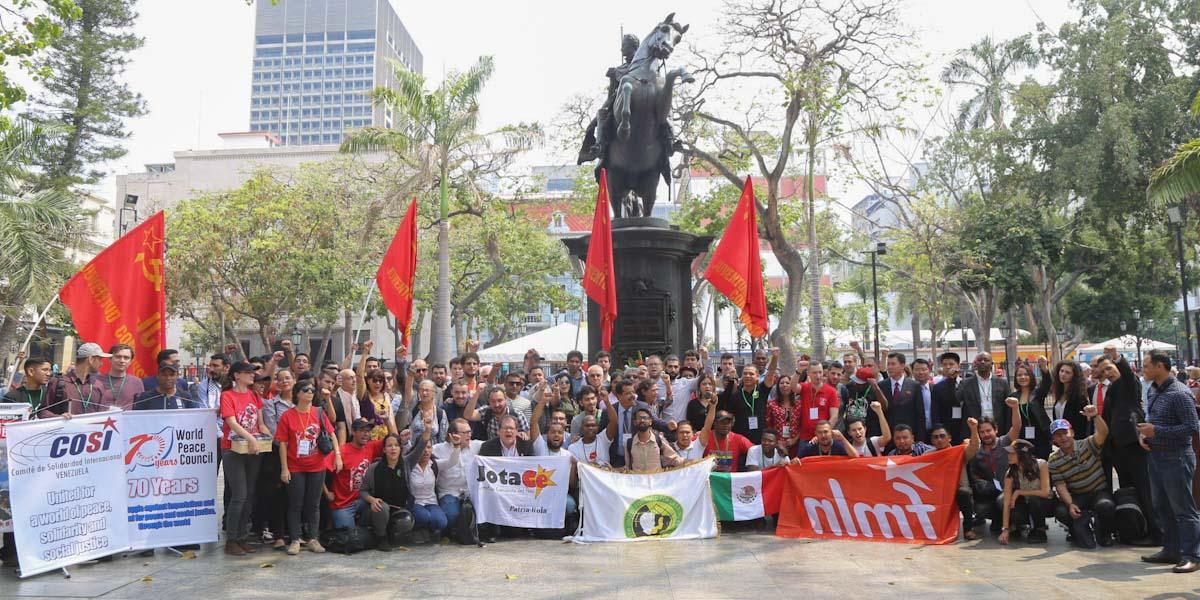 FMJD rinde honores al Libertador Simón Bolívar