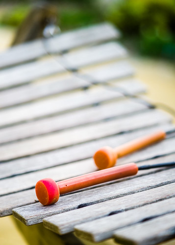 Xylophone mallets | by jean.poitiers