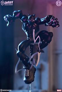 漆黑的瓦甘達帝王來襲!! Unruly Industries Marvel Comics【帝查拉 by Tracy Tubera】T'Challa by Tracy Tubera