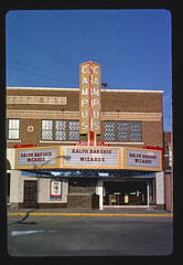 Campus Theater, vertical, Manhattan Avenue, Manhattan, Kansas (LOC)