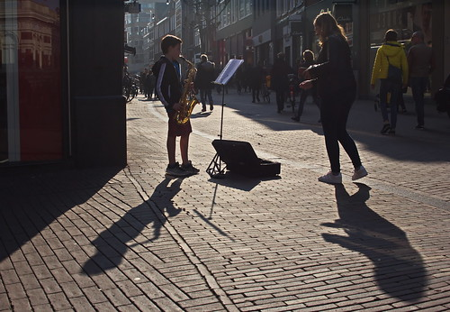 saxoPhone instead of iPhone | by chipje