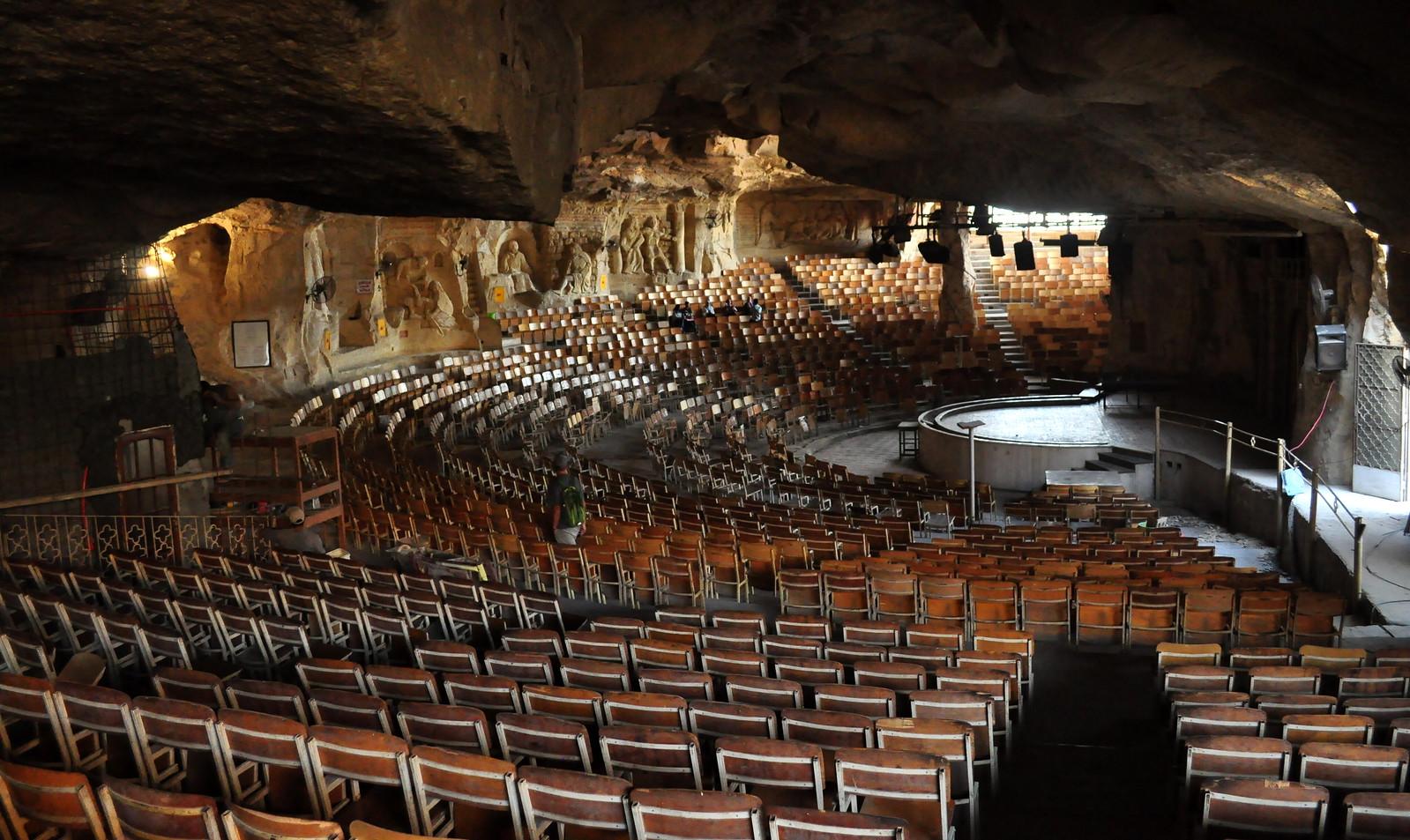 Igreja da Caverna dos Zabbaleens
