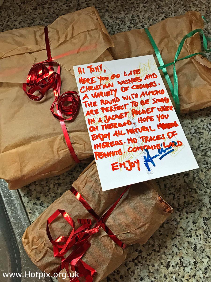 HousingITguy,Project365,2nd 365,HotpixUK365,Tone Smith,GoTonySmith,365,2365,one a day,Tony Smith,Hotpix,ScratchMyFrontLens,Germany,German,Austria,Austrian Recipe,Present,Xmas,Christmas,sweet treat,sweet treats,gift,in the post,post,parcel