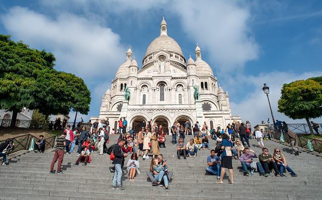 Sacré-Cœur Basilica, Paris, France