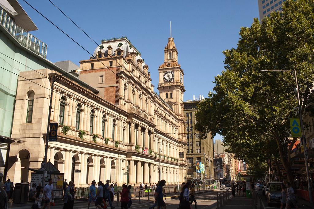 澳大利亞.墨爾本:Southbank, CBD and Docklands Suburbs