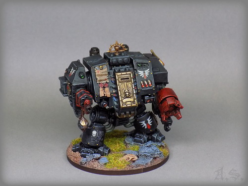 "Warhammer 40K ""Sons of Blood"" Dreadnought 