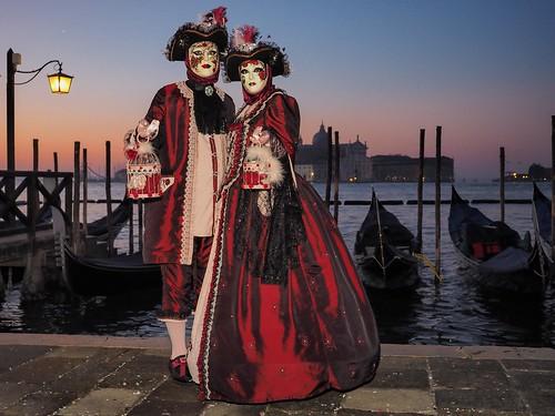 Carnevale veneziano 2019