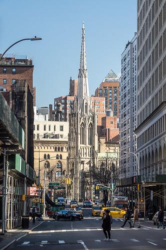 New York City / Grace Church | by Aviller71
