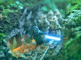 The Doubt.. (1/2) | by Lego Star Wars Photo