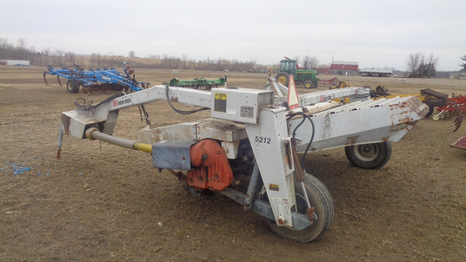 Spring Large Machinery Consignment - Bob's Auction Service, Inc