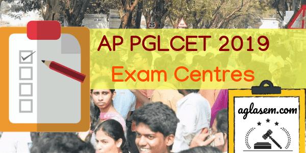 AP PGLCET 2019 - Result, Cut - Off