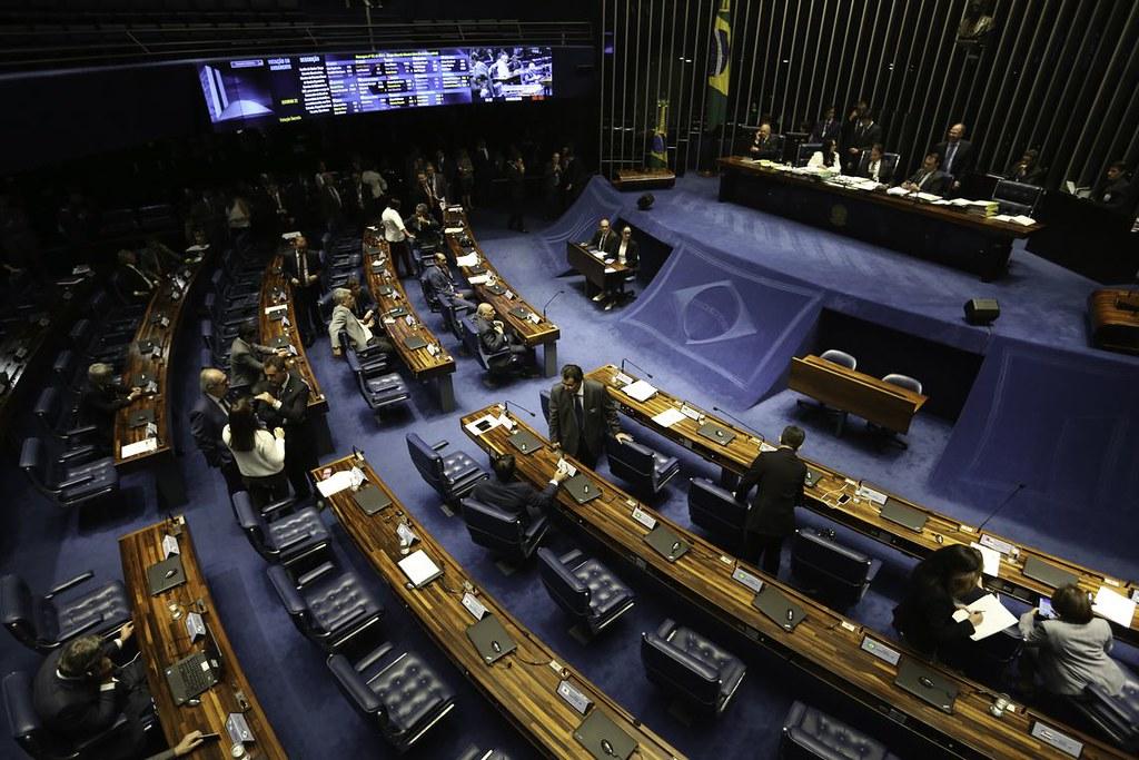 Senado aprova repasse de emendas parlamentares sem intermedição, Plenário Senado