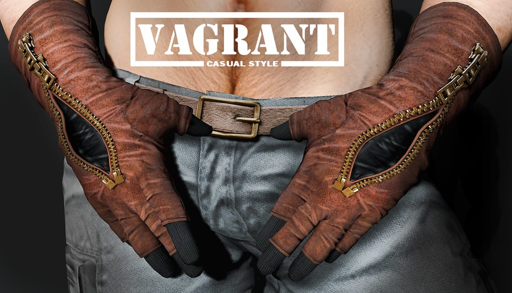 -[ vagrant ]- Hooligan Gloves @TMD
