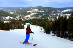 Tipy SNOW tour: Tanvaldský Špičák  –  novou čtyřsedačkou komfortně na vrchol