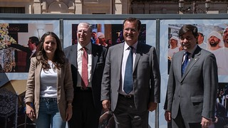 VI Muestra de fotografías vineladas en la Semana Santa de Sevilla | by fundacioncajasol