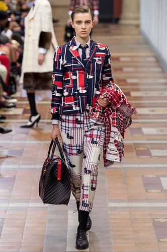 Thom Browne Womenswear Fall/Winter 2019/2020 33