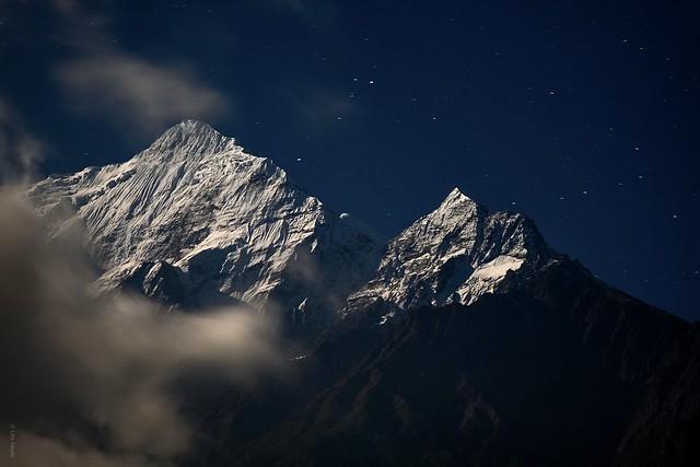 Dhaulagiri 8.167 m, Nepal