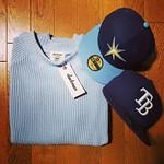 Spring Sky blue has come. I ❤ clothing. #ジャックマン #jackman #madeinjapan #madeinfukui #Japan #wafflemidneck #baseball #fashion #Tokyo #Ebisu #フクイ #Japanese #Japanmade #blue #raysup #saxblue #サックスブルー #raysblue #mlb #newera #Japanesefashion #洋服 #일본패션 #日本